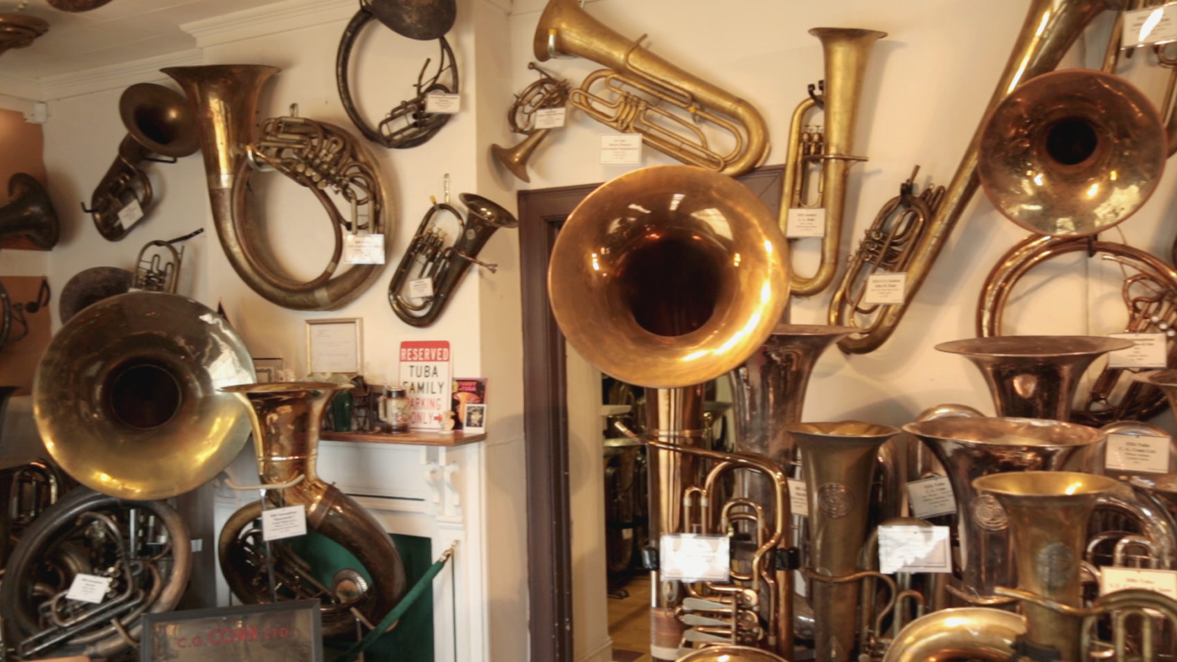 Timeless Treasure: A Tale of 300 Tubas